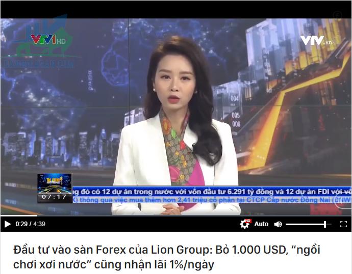 Tổ chức tài chính Lion Group lừa đảo với mức lãi suất khủng