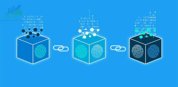 Các phiên bản của Blockchain