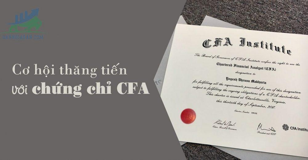 Chứng chỉ CFA là gì?