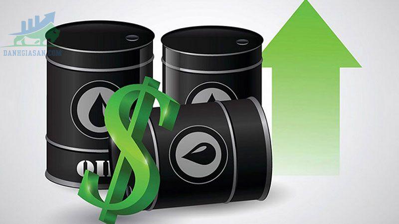 lợi thế khi đầu tư dầu thô