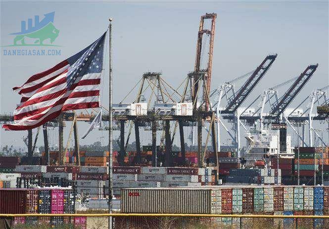 Chỉ số lĩnh vực sản xuất của Mỹ tăng