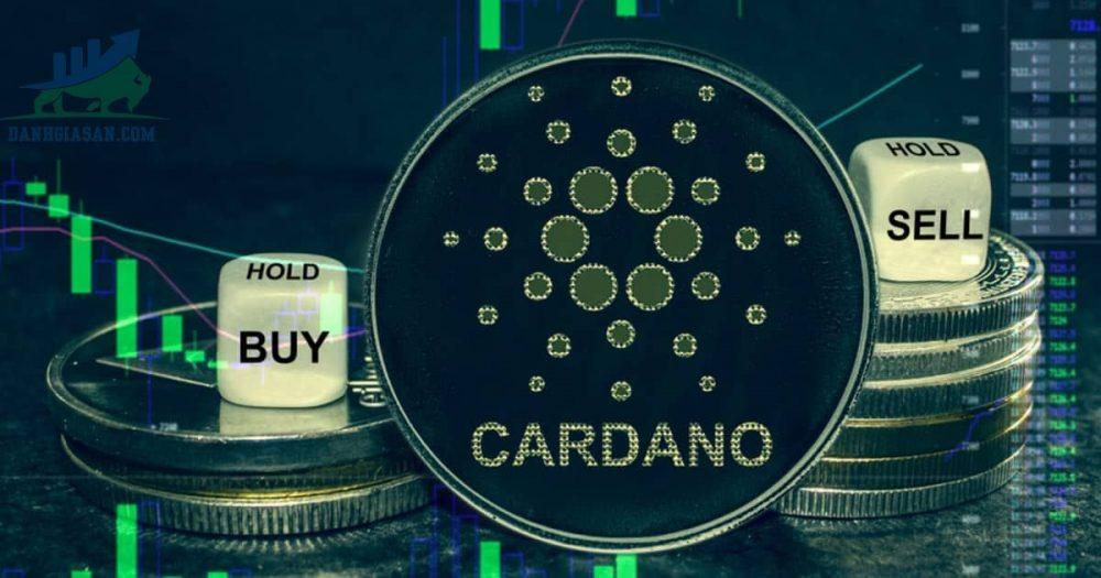 Giao dịch đồng Cardano leo lên 10% trong ngày xanh - ngày 12/05/2021