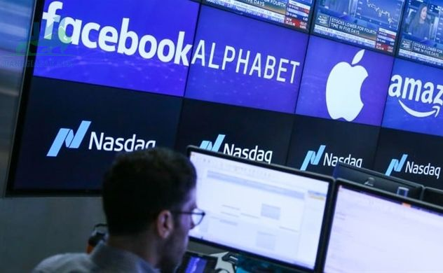 Cổ phiếu của các công ty công nghệ