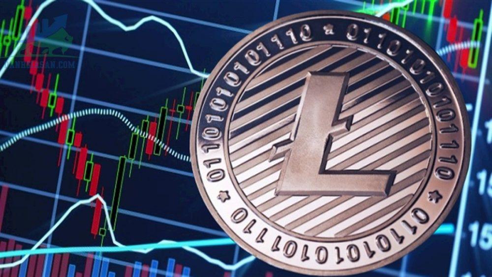 Tiền điện tử Litecoin tăng hơn 12% trong một ngày xanh - ngày 05/05/2021