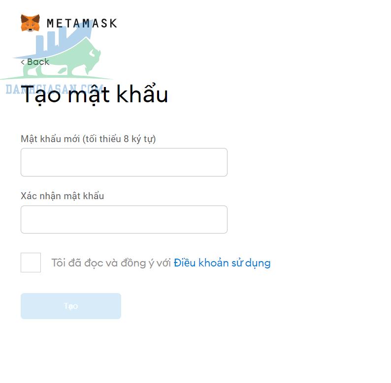 Hướng dẫn cài đặt Metamask Extension trên trình duyệt Chrome