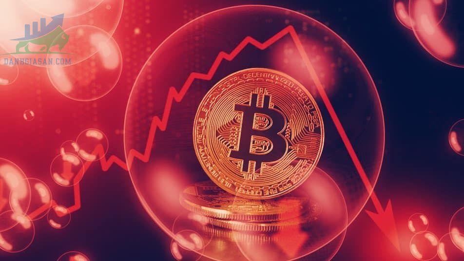 Bitcoin lao dốc đã ảnh hưởng lớn đến thị trường tiền điện tử