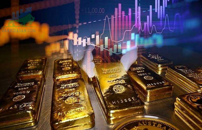 Vàng giao ngay tăng khi Duy trì đà tăng nhờ vàng thế giới tiến sát ngưỡng 1.850 USD/ounce