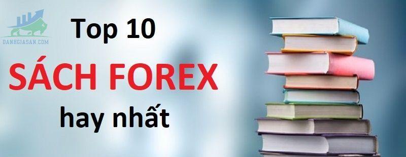 Top 10 cuốn sách Forex hữu ích cho trader