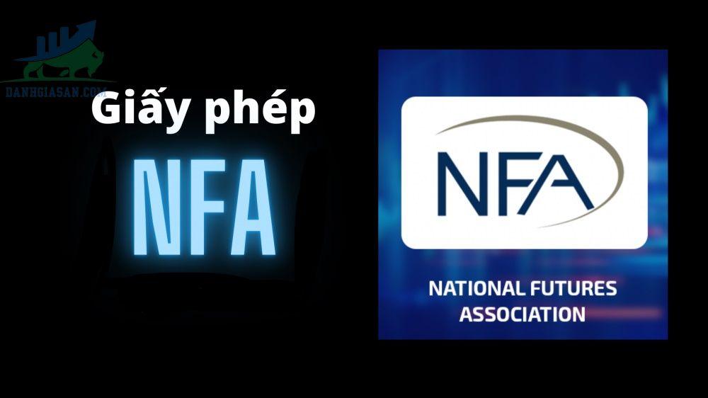 Các xử lý của giấy phép NFA đối với Forex Broker gian lận