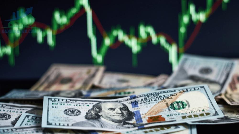 Chỉ số đô la Mỹ giảm nhẹ sau khi số liệu lạm phát được công bố
