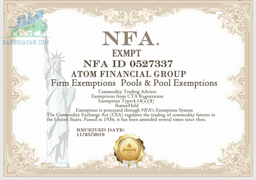 Tìm hiểu giấy phép NFA