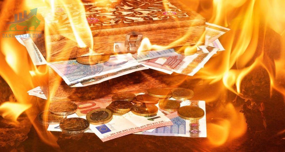 Cháy tài khoản là gì?