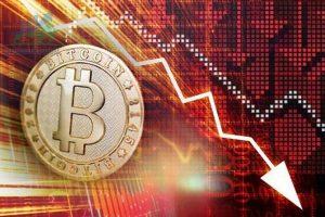 Bitcoin giảm sâu, thị trường nhuốm đỏ - ngày 13/07/2021