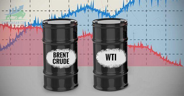 So sánh dầu Brent và dầu WTI