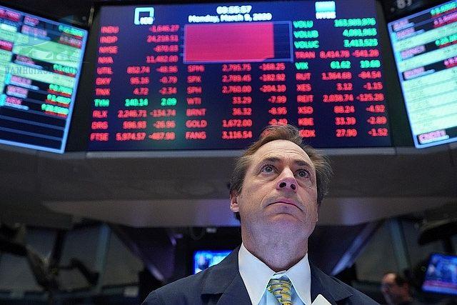 Dow và S&P 500 giảm do tài chính kéo theo; Nasdaq ở mức kỷ lục - ngày 07/07/2021