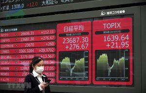 Chứng khoán châu Á giảm khi virus bùng phát, trader lo ngại