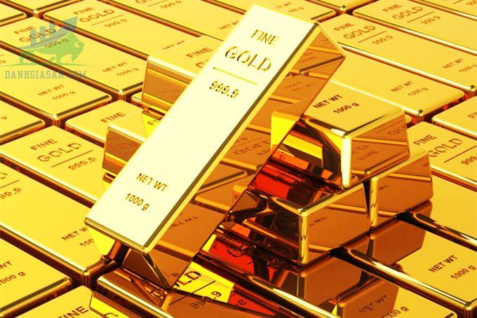 Giá vàng tăng mạnh ở mức 1.800 USD/ounce - ngày 07/07/2021