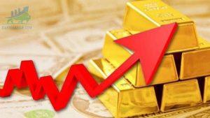 Giá vàng tăng trở lại mốc 1.800 USD/ounce sau phát biểu Fed