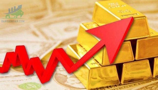 Thị trường vàng tiếp tục đà tăng, giao ngay ở mức 1.828 USD/ounce - ngày 15/07/2021