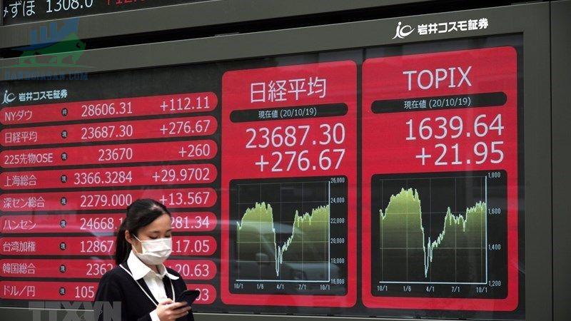 Chứng khoán châu Á sụt giảm khi biến thể Delta lây lan khiến nhà đầu tư hoảng sợ - ngày 03/08/2021