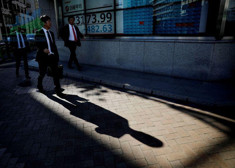 Chứng khoán châu Á căng thẳng vì tin tức giảm dần của Fed - ngày 20/09/2021