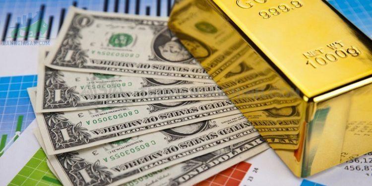 Vàng và USD có mối quan hệ tương quan như thế nào?