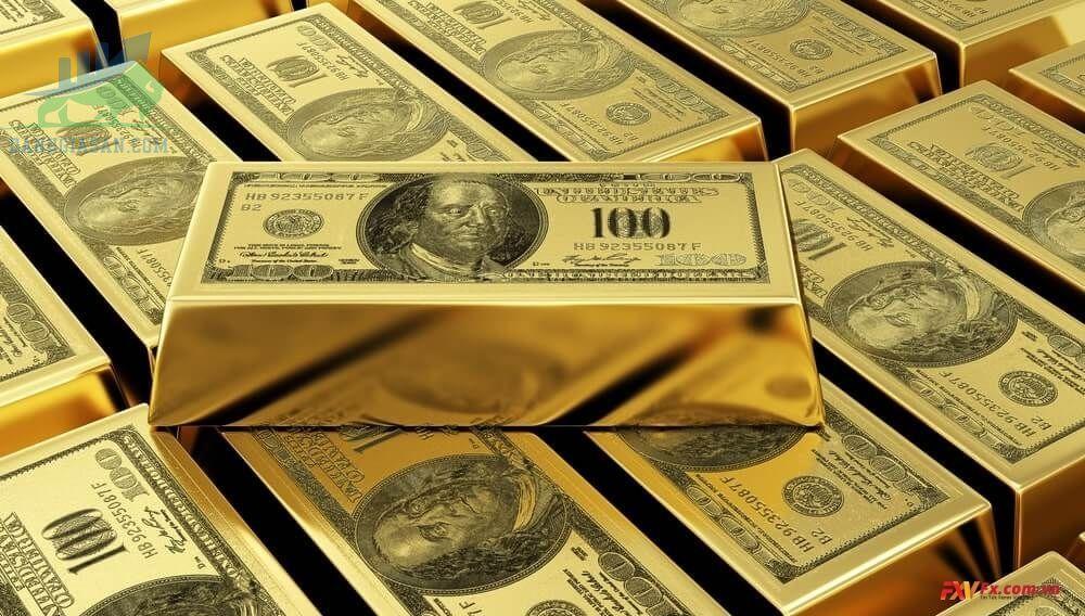 Giải thích mối quan hệ giữa vàng và USD
