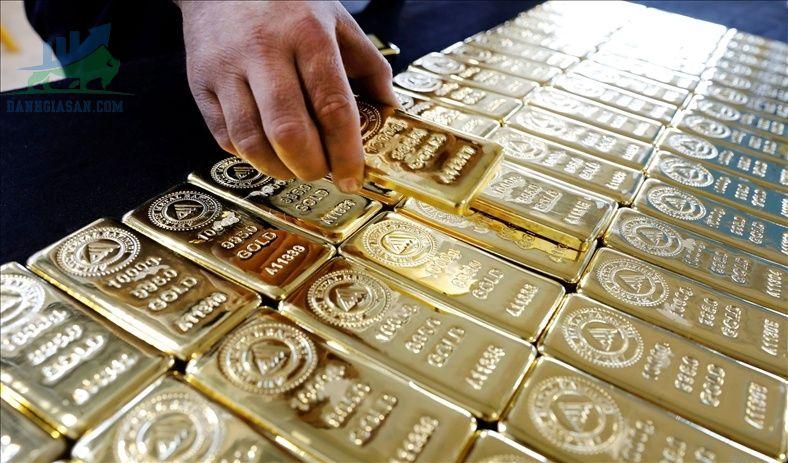 Cập nhật giá vàng trong và ngoài nước – ngày 27/09/2021
