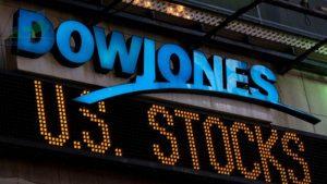 Chỉ số Dow Jones giảm 500 điểm vào ngày cuối cùng của tháng 9 - ngày 01/10/2021