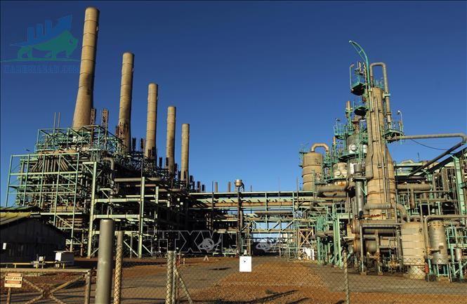 Dự trữ dầu thô tăng 5,2 triệu thùng tuần trước - ngày 14/10/2021